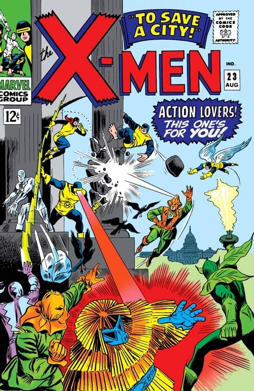 Marvel X-Men 23-small