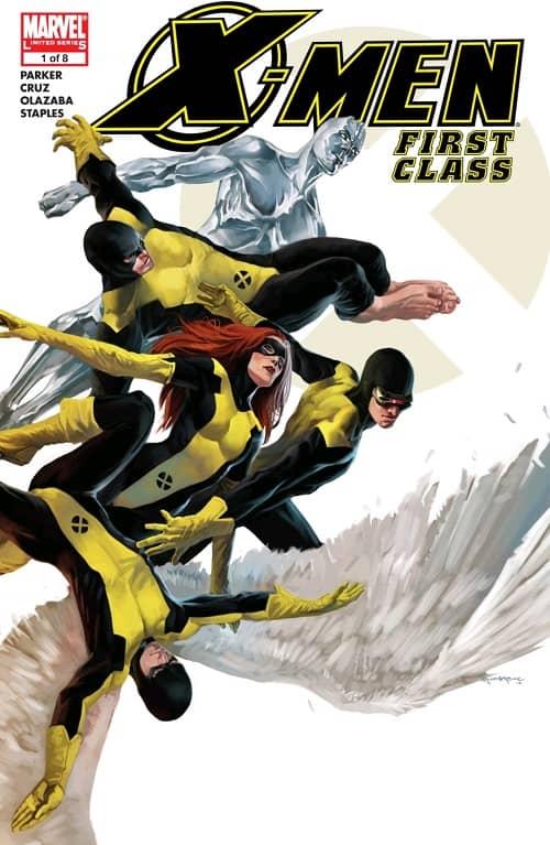 Marvel X-Men First Class 1-small