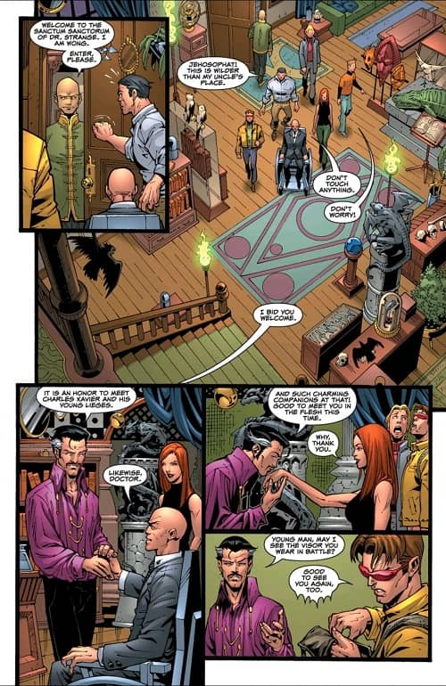 Marvel X-Men page 5-small