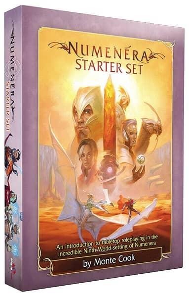 Numenera Starter Set-small