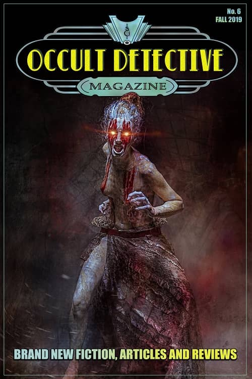 Occult Detective Magazine 6 cover-small