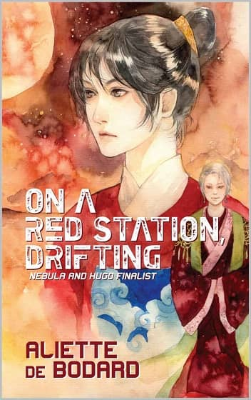 On a Red Station, Drifting-small