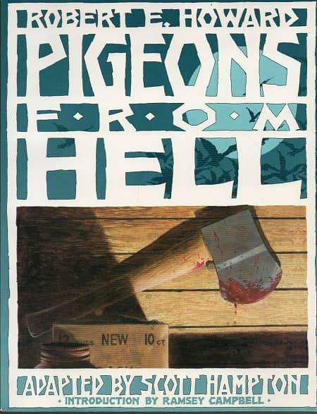 Pigeons From Hell Scott Hampton-small