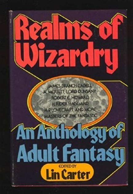 Realms of Wizardry Lin Carter