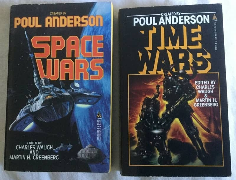 Space Wars Time Wars Poul Anderson-small