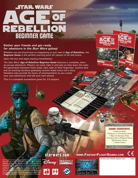 Star Wars Age of Rebellion Beginner Game-back-small