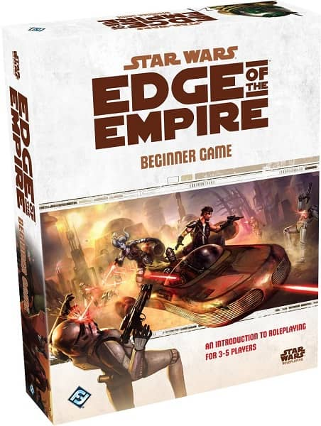 Star Wars Edge of the Empire - Beginner Game-small