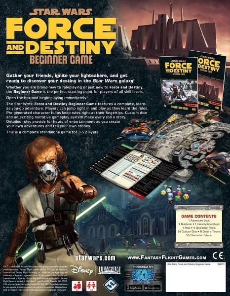 Star Wars Force and Destiny - Beginner Game-back-small