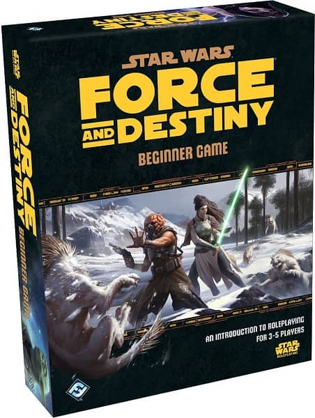 Star Wars Force and Destiny - Beginner Game-small