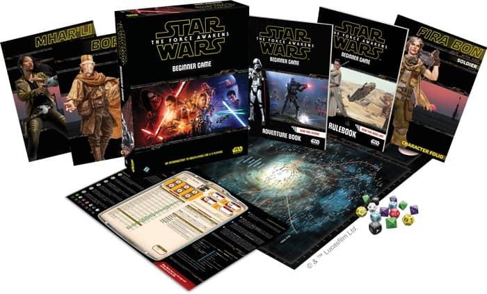 Star Wars The Force Awakens - Beginner Game