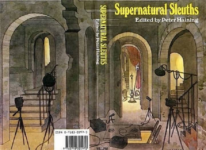 Supernatural Sleuths Stories of Occult Investigators