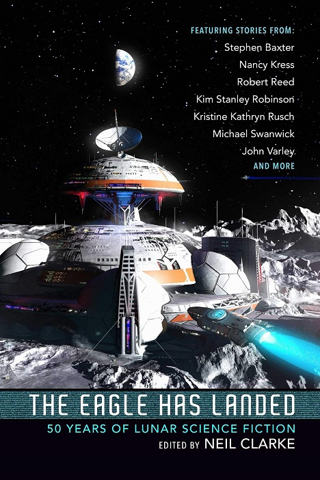 The Eagle Has Landed 50 Years of Lunar Science Fiction-small