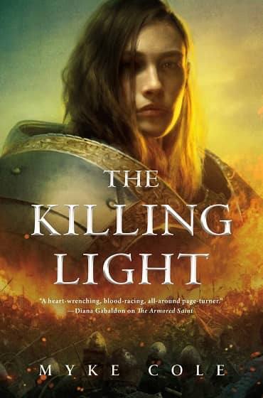 The Killing Light Myke Cole-small