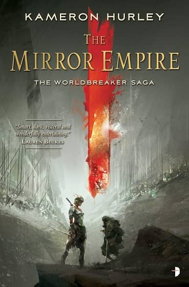The Mirror Empire Kameron Hurley-small