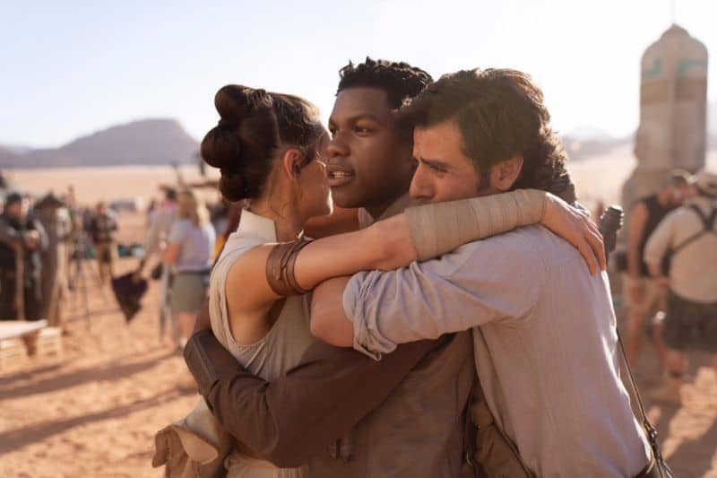 The Rise of Skywalker still