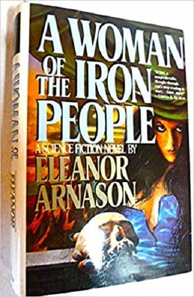 A Woman of the Iron People hardcover-small