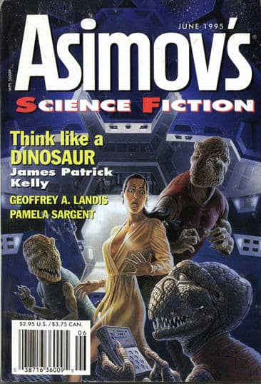 Asimov's Science Fiction June 1995-small