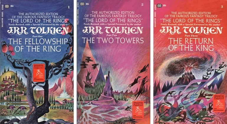 Ballantine Books The Lord of the Rings