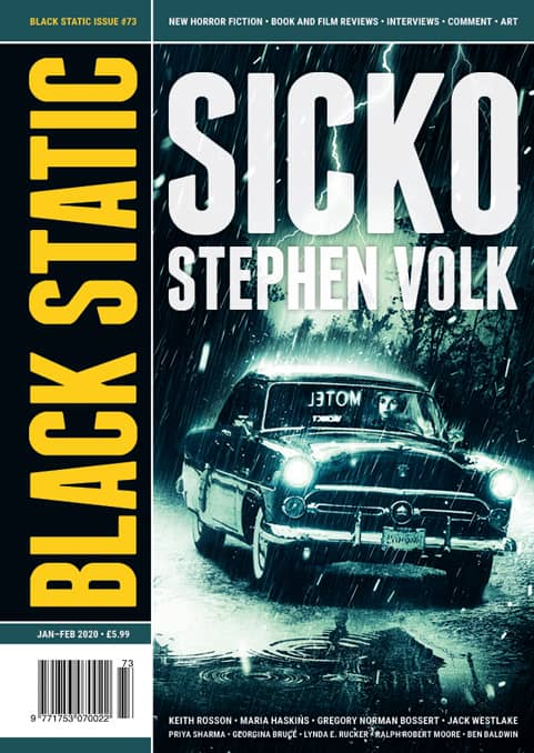 Black Static January-February 2020