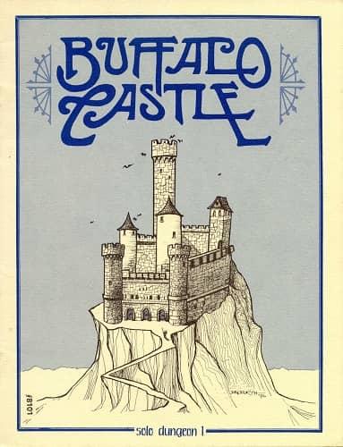 Buffalo Castle Rick Loomis-small