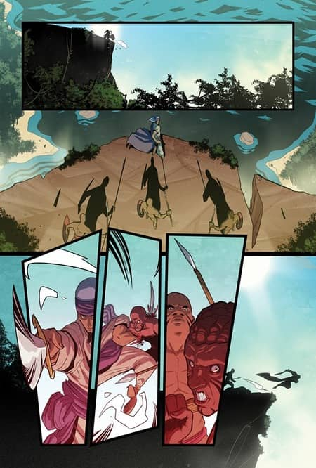 Changa graphic novel page 3 colored-small