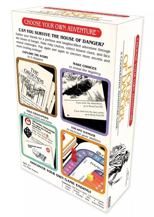 Choose Your Own Adventure House of Danger-back-small