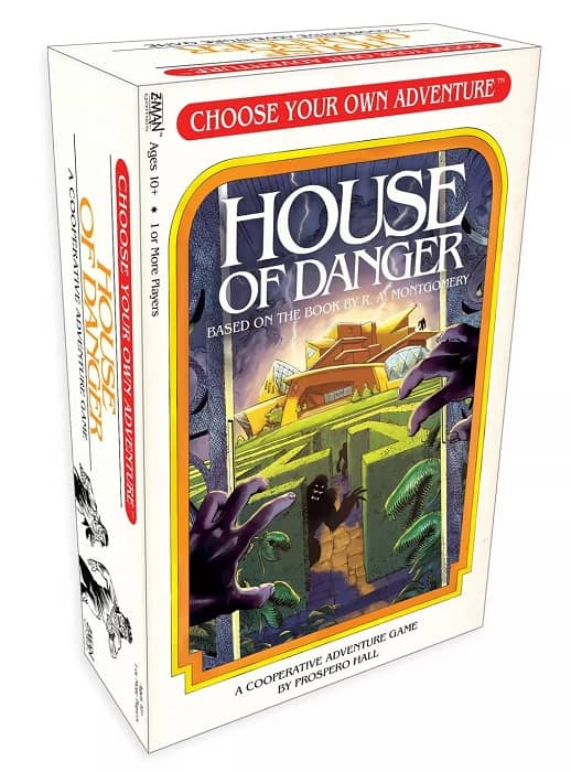 Choose Your Own Adventure House of Danger-small