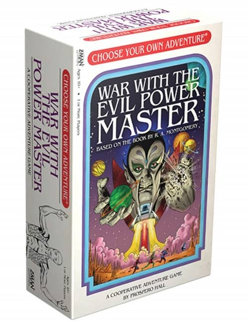 Choose Your Own Adventure War with The Evil Power Master-small