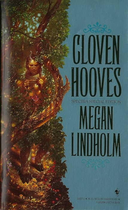 Cloven Hooves Megan Lindholm-small