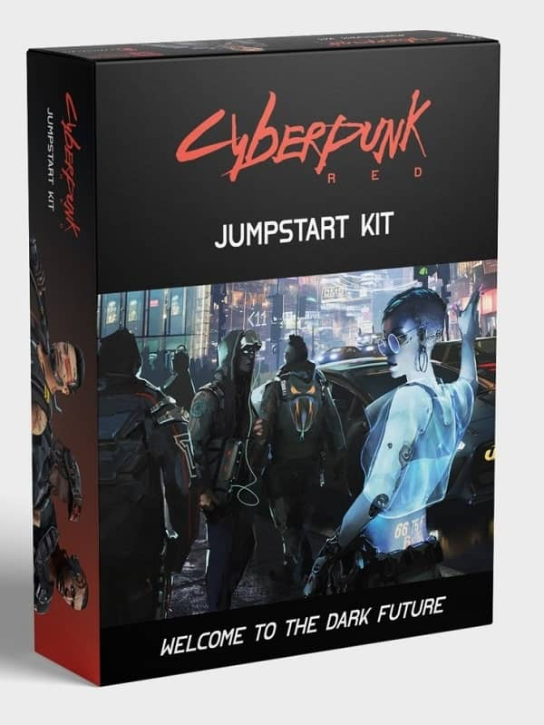 Cyberpunk Red Jumpstart Kit-small