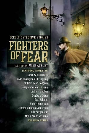 Fighters of Fear Occult Detective Stories-small