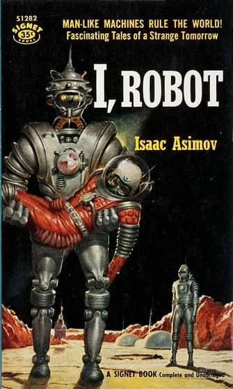 I Robot Asimov-small