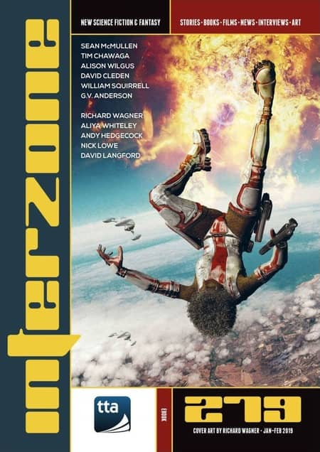 Interzone 279 January-February 2019-small