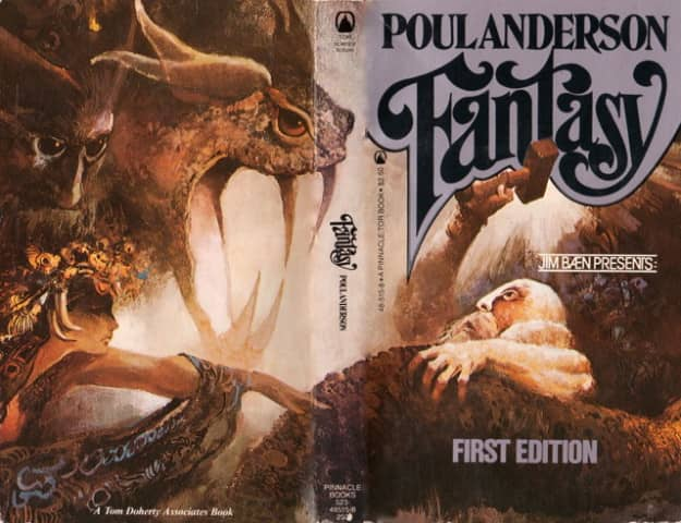 Poul Anderson Fantasy