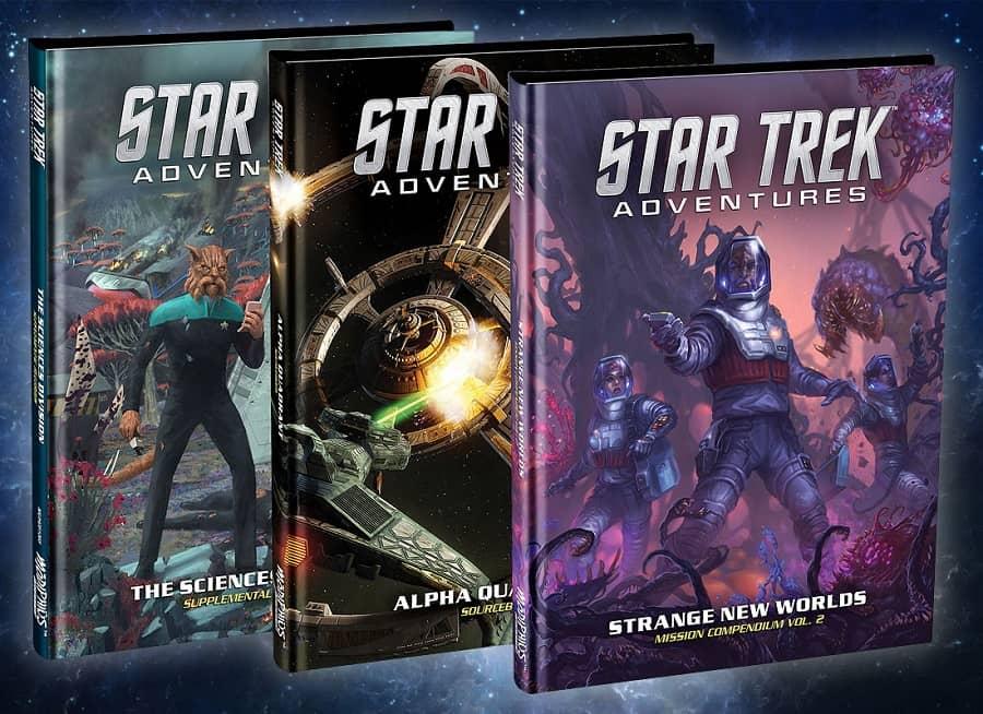 Star Trek Adventures RPG books-small