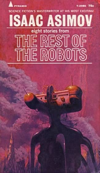 The Rest of the Robots Asimov-small