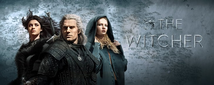 The Witcher Banner