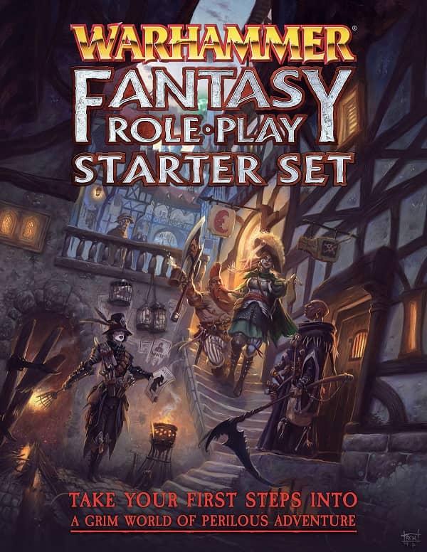 Warhammer Fantasy Roleplay Starter Set-small