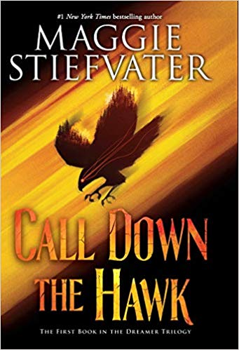 Call Down the Hawk Cover