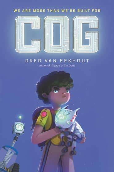 Cog by Greg van Eekhout and Beatrice Blue-small