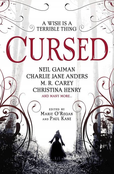Cursed An Anthology-small