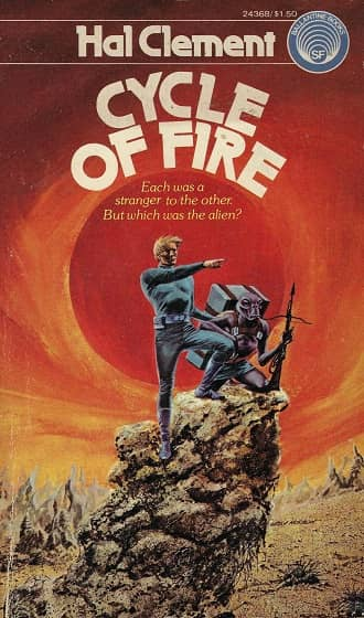 Cycle of Fire Hal Clement-small