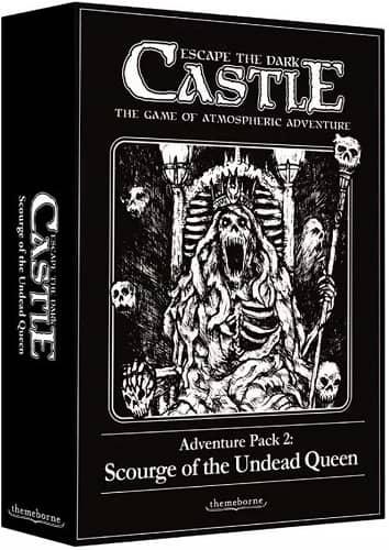 Escape The Dark Castle Scourge of The Undead Queen-small