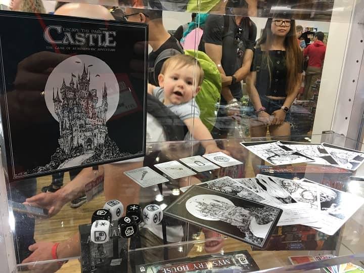Escape from the Dark Castle Gen Con-small