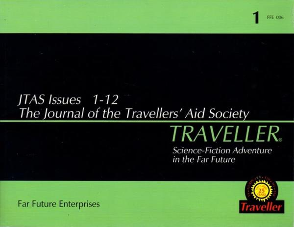 Far Future Enterprises Journal of the Travellers Aid Society- Issues 1-12-small
