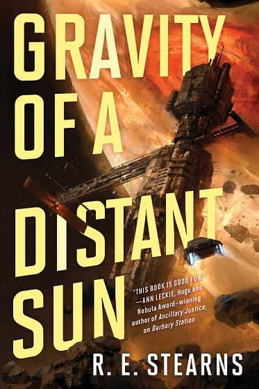 Gravity of a Distant Sun-small