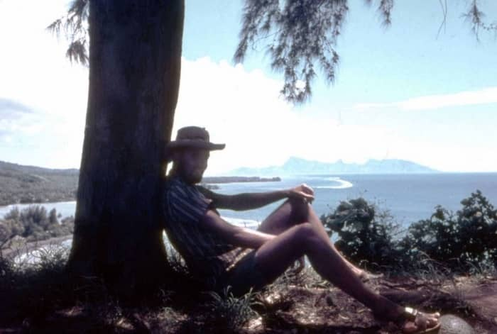John Litchen in Tahiti 1964-small