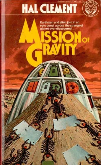 Mission of Gravity Hal Clement-small