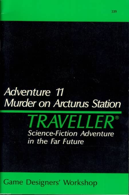 Murder on Arcturus Station-small