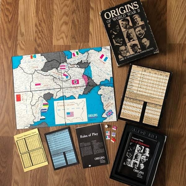 Origins of World War II Avalon Hill-small